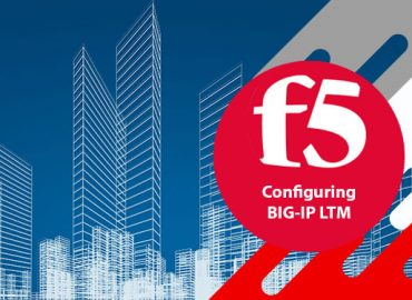 دوره F5 Configuring F5 BIG-IP LTM