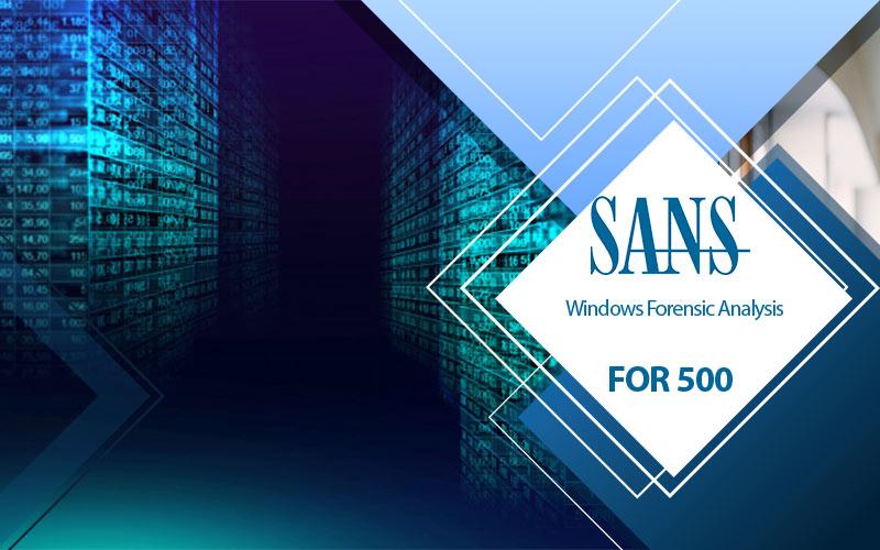 دوره SANS FOR 500