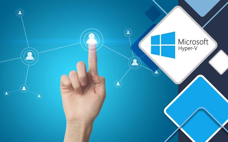 دوره Microsoft Hyper-V