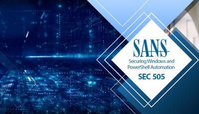 دوره SEC505