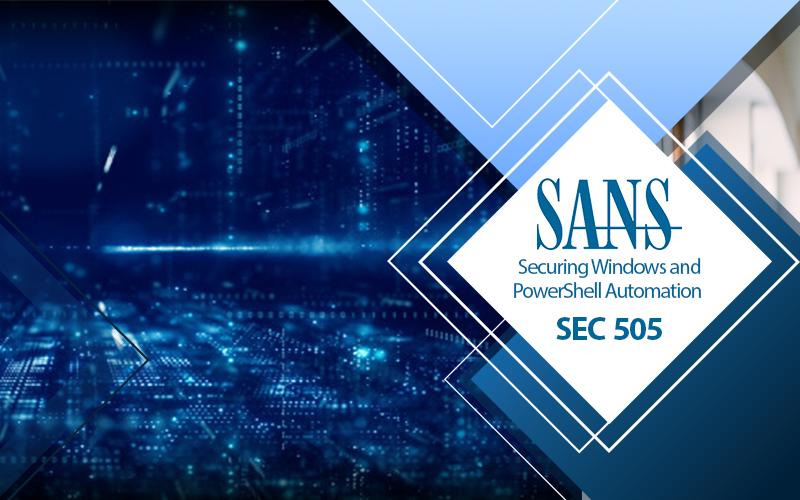 دوره آموزشی SEC505
