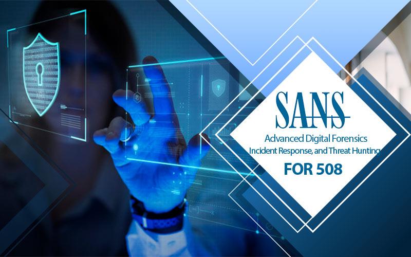 دوره SANS FOR508