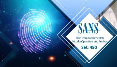 دوره SANS SEC 450