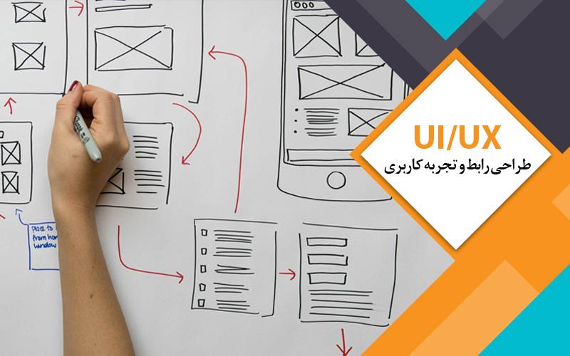 دوره طراحی رابط و تجربه کاربری (UIUX)