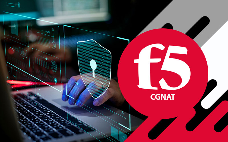 دوره F5 BIG-IP F5 CGNAT