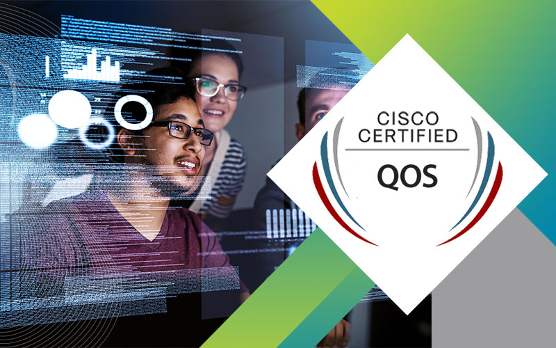 دوره Cisco QOS