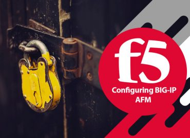دوره F5 Configuring F5 BIG-IP AFM