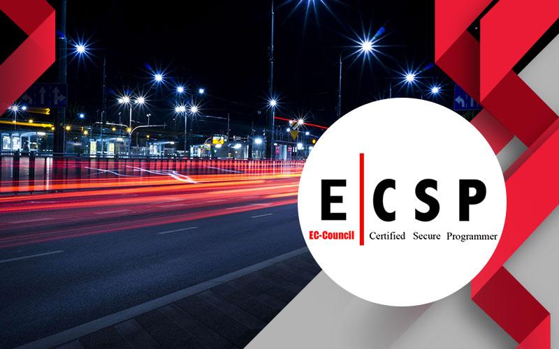 دوره برنامه نویسی امن ECSP
