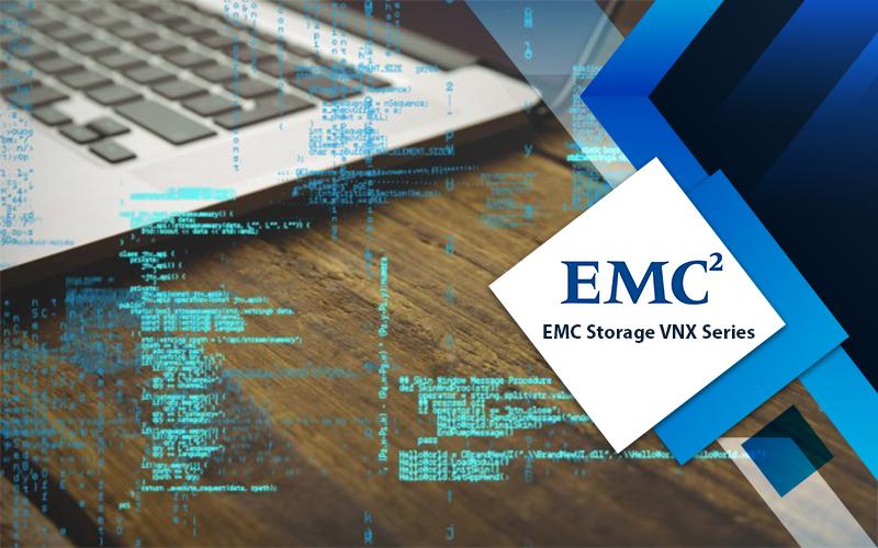 دوره EMC Storage VNX Series