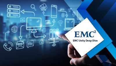 دوره آموزشی EMC Unity Deep Dive