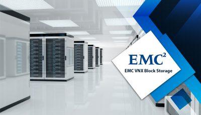 دوره آموزشی EMC VNX Block Storage