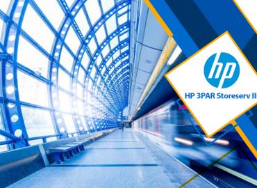 دوره HP 3PAR Storeserv III