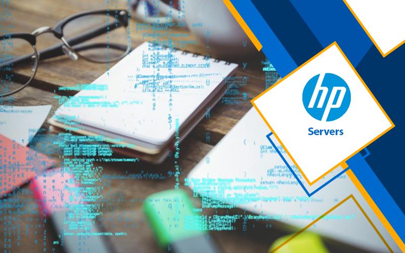 دوره HP Server