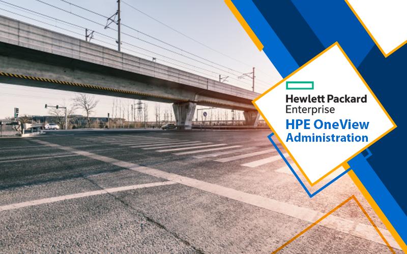 دوره HPE OneView Administration
