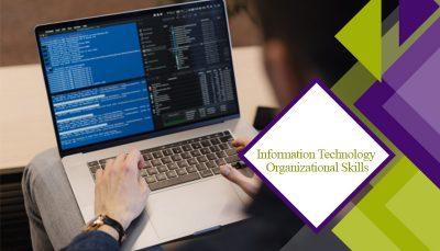 دوره Information Technology Organizational Skills