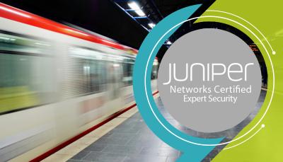 دوره Juniper Networks Certified Expert Security