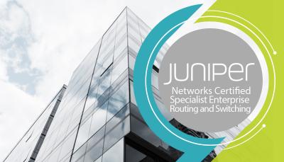 دوره Juniper Networks Certified Specialist Enterprise Routing and Switching