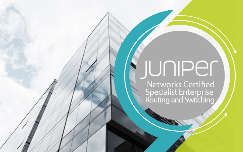 دوره Juniper Networks Certified Specialist Enterprise Routing and Switching
