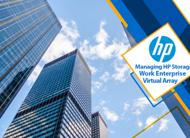دوره Managing HP Storage Work Enterprise Virtual Array