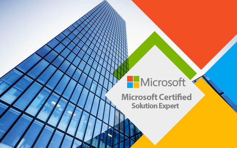 دوره Microsoft Certified Solution Expert