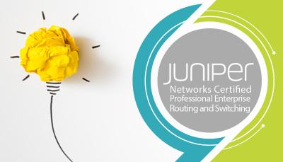 دوره Juniper Networks Certified Professional Enterprise Routing and Switching