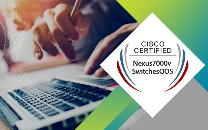 دوره Cisco Nexus 7000 SwitchesQOS