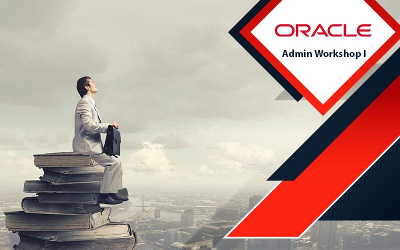 دوره آموزشی ORACLE Admin Workshop 1