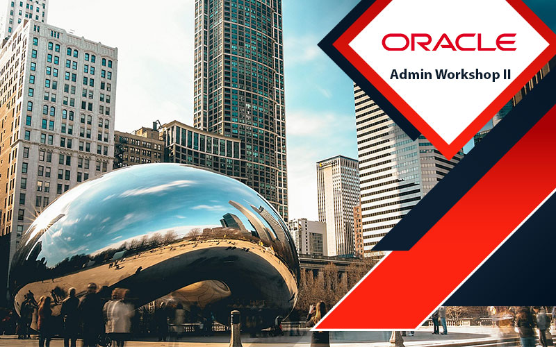 دوره Oracle Workshop II 11g Backup and Recovery & New Feature 12C