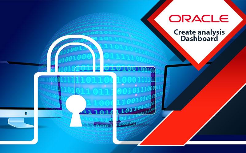 دوره Oracle Create analysis Dashboard