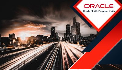 دوره Oracle PLSQL Program Units