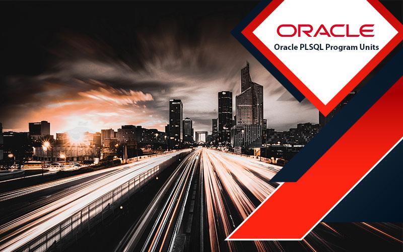دوره Oracle PLSQL Program Units