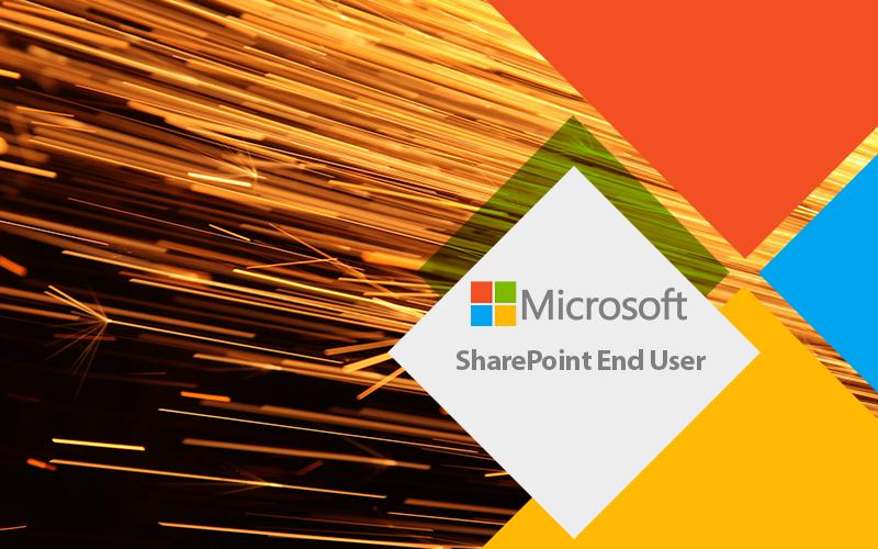 دوره SharePoint End User