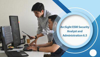 دوره ArcSight ESM Security Analyst and Administration 6.5