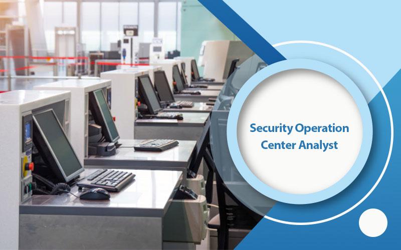 دوره Security Operation Center Analyst