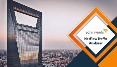 دوره SolarWinds NetFlow Traffic Analyzer