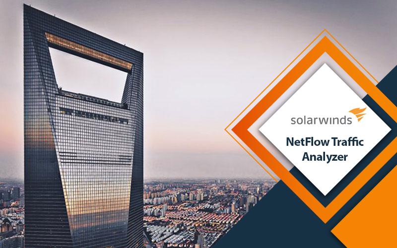 دوره آموزشی SolarWinds NetFlow Traffic Analyzer