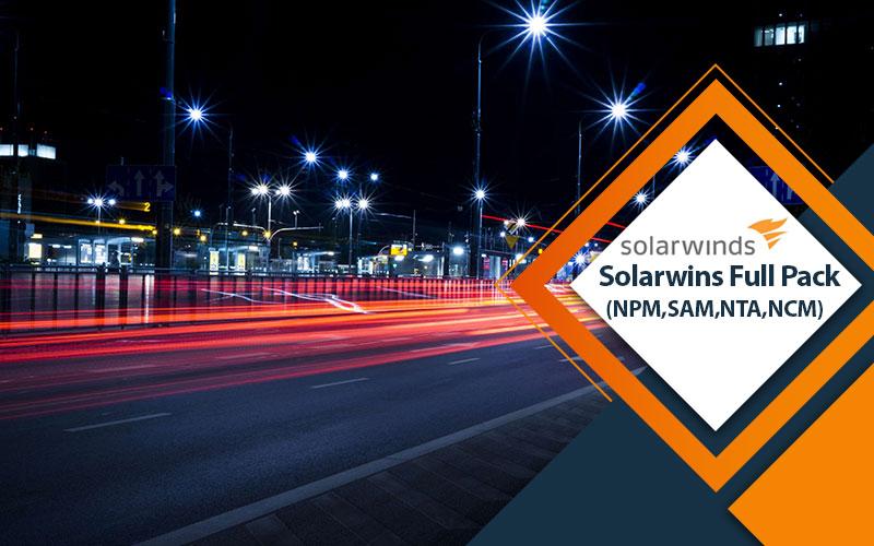 دوره آمورشی Solarwins Full Pack