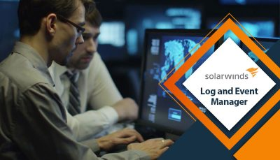 دوره SolarWinds Log & Event Manager