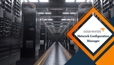 دوره SolarWinds Network Configuration Manager