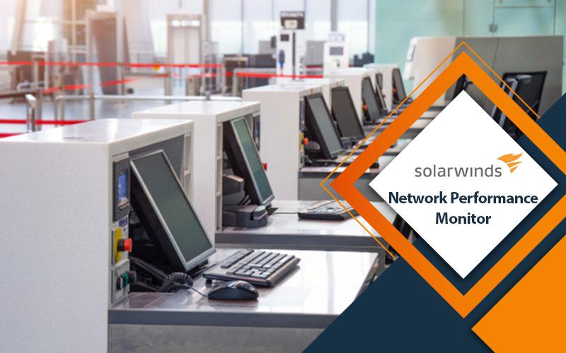 دوره SolarWinds Network Performance Monitor
