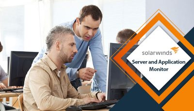 دوره SolarWinds Server and Application Monitor