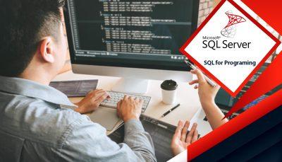 دوره SQL for Programing