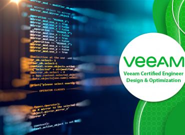 دوره آموزشی Veeam Certified Engineer Design & Optimization