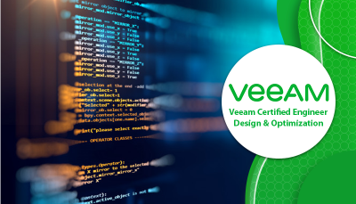 دوره آموزشی Veeam Certified Engineer Design & Optimization