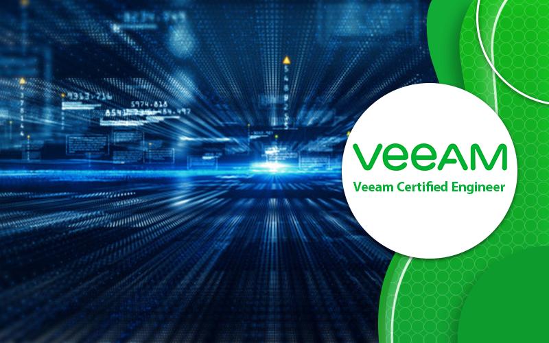 دوره آموزشی Veeam Certified Engineer