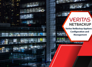 دوره Veritas NetBackup Appliances Configuration and Management
