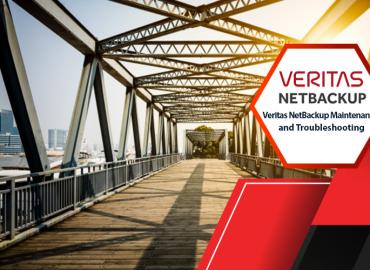 دوره آموزشی Veritas NetBackup Maintenance and Troubleshooting