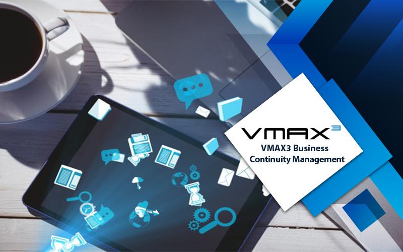 دوره VMAX3 Business Continuity Management
