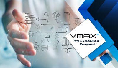 دوره آموزشی Vmax3 Configuration Management