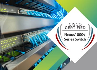 دوره Nexus 1000v Series Switch